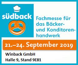 südback 2019 – Alles aus einer Hand – Bäckerei 4.0
